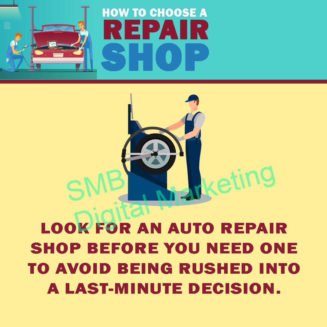 Sample Auto Repair images